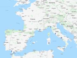14-day cruise to Gibraltar, Cagliari, Naples, Civitavecchia, La Spezia, Marseille & Cadiz