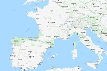 14-day Barcelona & Monte Carlo cruise aboard Cunard