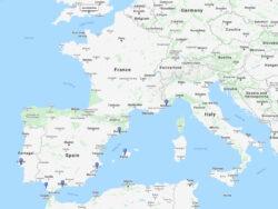 14-day cruise to Cadiz, Malaga, Alicante, Palma de Mallorca, Monte Carlo & Barcelona