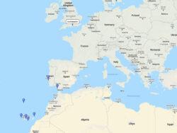 cruise to Lisbon, Cadiz, Lanzarote, Gran Canaria, Tenerife, La Palma & Madeira