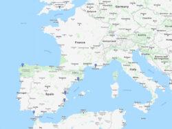 14-day cruise to La Coruna, Valencia, Marseilles, Barcelona, Alicante & Cadiz