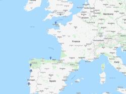 10-day cruise to Santander, Vigo, Lisbon, Porto & St. Peter Port