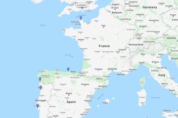 10-day cruise to Santander, Vigo, Lisbon, Porto & Cherbourg