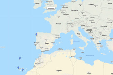 cruise to Gran Canaria, Tenerife, Madeira & Vigo