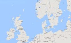 7-day cruise to Bergen, Sognefjord, Olden & Stavanger