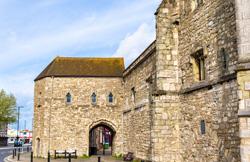 Southampton old town